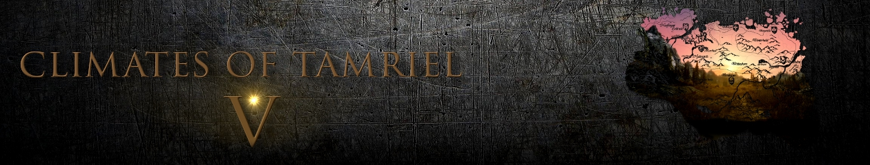 Climates of Tamriel